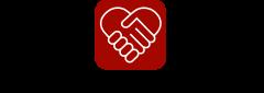 Dansk Gældsrådgivning virksomhedslogo